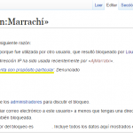 Wikipedia y la política: Marratxí #esMarratxí