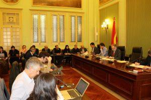 Comisión Parlament Balear