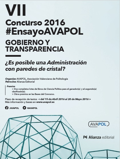 Concurso AVAPOL transparencia administracion