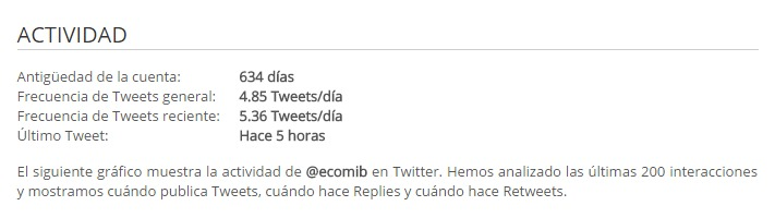 Conselleria Govern Balear Twitter Economía