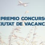 Premio del Concurs Ciutat de Vacances