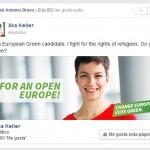Elecciones europeas y publicidad online