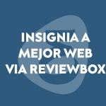 Mejor sitio web según Reviewbox España