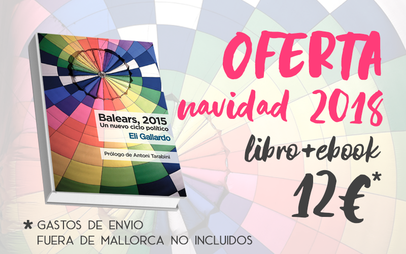 oferta Balears 2015 libro ebook navidad