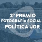 Segundo premio del IV Concurso de Fotografía Social y Política de la UGR