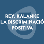 Citas (7) – Rey, Kalanke y la discriminación positiva