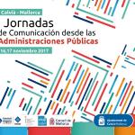 I Jornadas de Comunicación desde las Administraciones Públicas