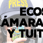 Ecos, cámaras y tuits
